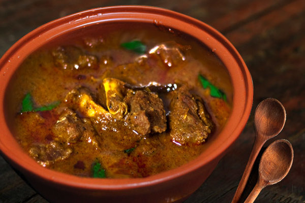 South Indian Lamb Dishes