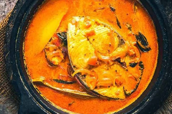 South Indian Seafood Dishes